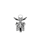 骨のスタンプ2(個別スタンプ:22)