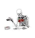 骨のスタンプ2(個別スタンプ:29)