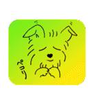 ヨーキーぽよ倶楽部Vol.2・おでかけ編(個別スタンプ:12)