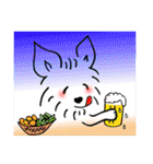 ヨーキーぽよ倶楽部Vol.2・おでかけ編(個別スタンプ:20)