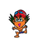スイミング 水泳子(個別スタンプ:12)