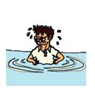 スイミング 水泳子(個別スタンプ:39)
