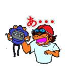 スイミング 水泳太郎(個別スタンプ:13)