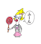 イカねえさん2 〜となりのスーパーモデル〜(個別スタンプ:04)