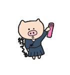 とんとん拍子(剣道ver.)(個別スタンプ:01)