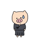 とんとん拍子(剣道ver.)(個別スタンプ:08)