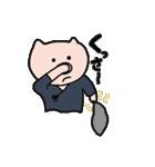 とんとん拍子(剣道ver.)(個別スタンプ:34)
