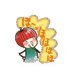 りんご姫の日常(個別スタンプ:10)