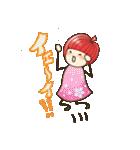 りんご姫の日常(個別スタンプ:11)