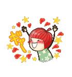りんご姫の日常(個別スタンプ:12)