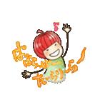りんご姫の日常(個別スタンプ:13)