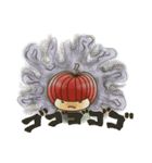 りんご姫の日常(個別スタンプ:26)