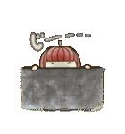 りんご姫の日常(個別スタンプ:37)