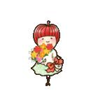 りんご姫の日常(個別スタンプ:40)