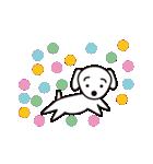 眉毛犬シロ(個別スタンプ:07)