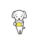 眉毛犬シロ(個別スタンプ:12)