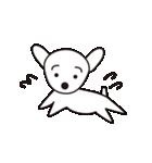 眉毛犬シロ(個別スタンプ:21)