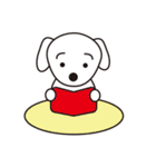 眉毛犬シロ(個別スタンプ:31)