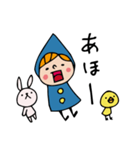Do your best. Witch hood 8(個別スタンプ:15)