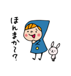 Do your best. Witch hood 8(個別スタンプ:17)