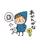 Do your best. Witch hood 8(個別スタンプ:20)