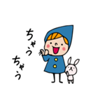 Do your best. Witch hood 8(個別スタンプ:22)