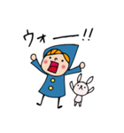 Do your best. Witch hood 8(個別スタンプ:28)