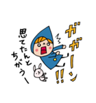 Do your best. Witch hood 8(個別スタンプ:29)