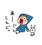 Do your best. Witch hood 8(個別スタンプ:32)