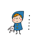 Do your best. Witch hood 8(個別スタンプ:33)