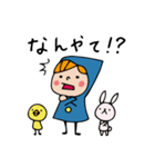 Do your best. Witch hood 8(個別スタンプ:34)
