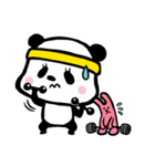 ぱんだ、ふむふむちゃん2(個別スタンプ:09)