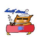 カンガルーの日常(個別スタンプ:35)