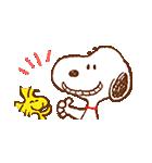 スヌーピー&ウッドストック(個別スタンプ:03)