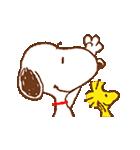 スヌーピー&ウッドストック(個別スタンプ:05)