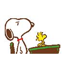 スヌーピー&ウッドストック(個別スタンプ:06)