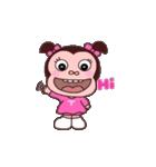 Tammie girl(個別スタンプ:01)