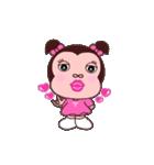 Tammie girl(個別スタンプ:02)