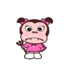 Tammie girl(個別スタンプ:03)
