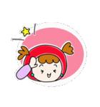 ずきんちゃんの日常(個別スタンプ:02)