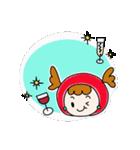ずきんちゃんの日常(個別スタンプ:03)