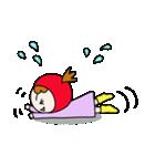 ずきんちゃんの日常(個別スタンプ:27)