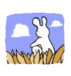 ウサギとネズミのハーフ(個別スタンプ:27)