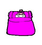 ピンクの好きなかわいい女の子♡(個別スタンプ:18)