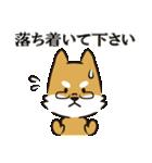 りけんぶんけん ~正反対のいぬ2匹~(個別スタンプ:08)