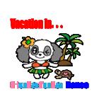 Hawaiian Family Vol.3 Alohaなお正月(個別スタンプ:15)