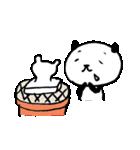 イベントパンダさん(個別スタンプ:14)