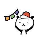 イベントパンダさん(個別スタンプ:27)