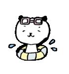 イベントパンダさん(個別スタンプ:31)
