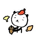 イベントパンダさん(個別スタンプ:36)